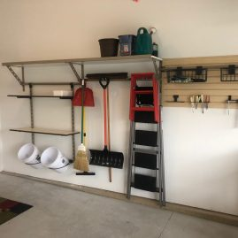 Steel Garage Shelving Systems Ann Arbor